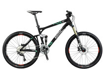 BMC trailfox TF03 vtt suspendu Deore/SLX vert